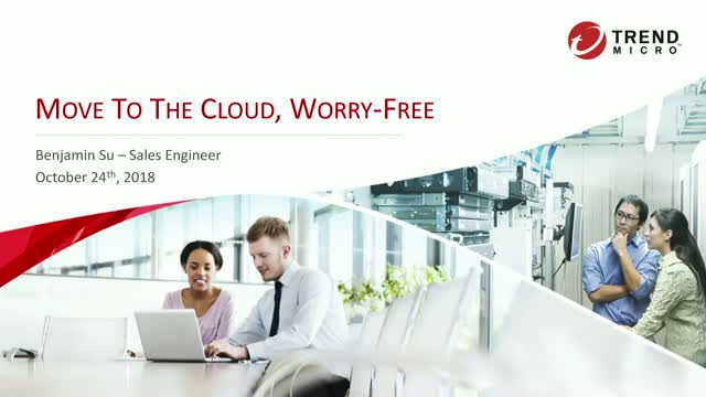 Go To The Cloud, Worry-Free