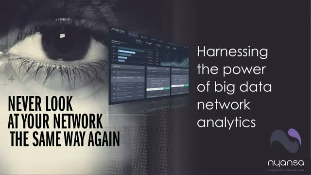 Unleashing the Power of Big Data Network Analytics to Improve User Productivity