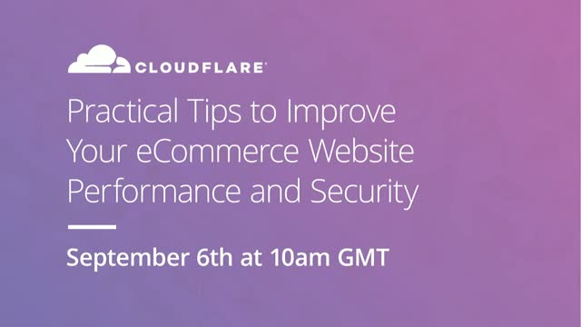 Post Black Friday Special! Tips to accelerate your eCommerce Website Performance