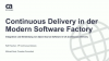 Integration und  Einbindung von Open Source Software in CA Continuous Delivery