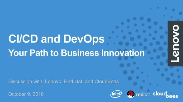 CI/CD, and DevOps: Your Path to Business Innovation