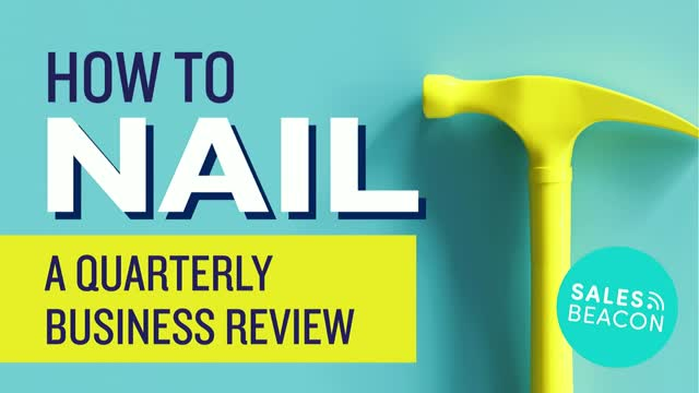 How to Nail a Quarterly Business Review