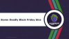 The Seven Deadly Black Friday Sins...And How to Avoid Them
