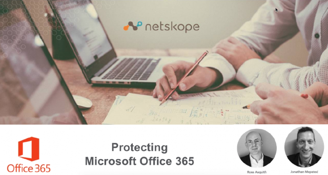 Protecting Microsoft Office 365
