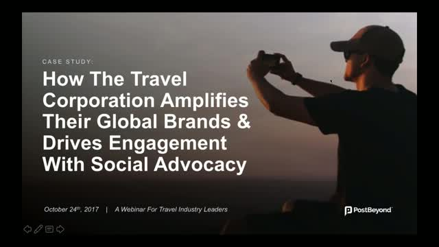How The Travel Corporation Amplifies Their Global Brands with Social Advocacy