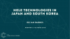HELE technology and outreach - Japan and South Korea
