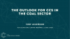 The outlook for CCS in the coal sector