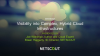 Visibility into Complex, Hybrid Cloud Infrastructures