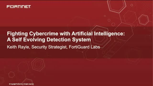 Fighting Cybercrime with A.I.: A Self Evolving Detection System