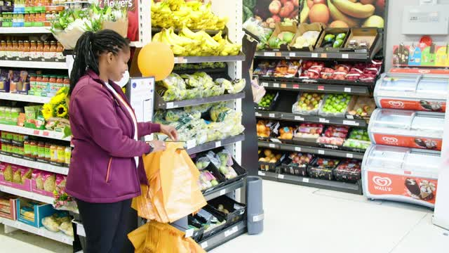 Sainsbury's launches 'scan and go' store in Clapham