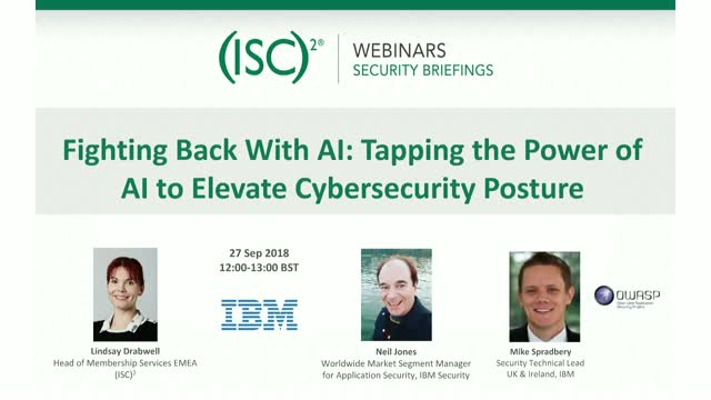 Fighting back with AI: Tapping the power of AI to elevate cybersecurity posture