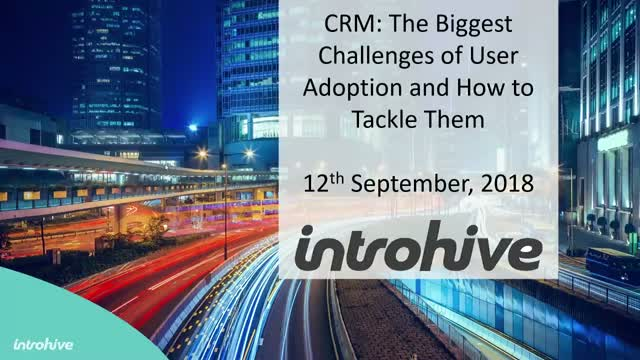 CRM: The Biggest Challenges of User Adoption and How to Tackle Them
