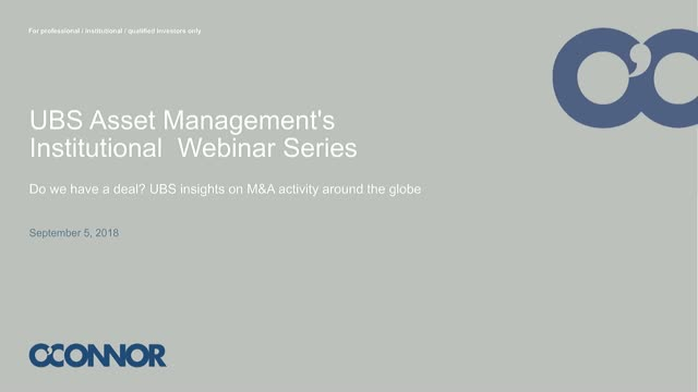 Do we have a deal? A pulse check on M&A activity