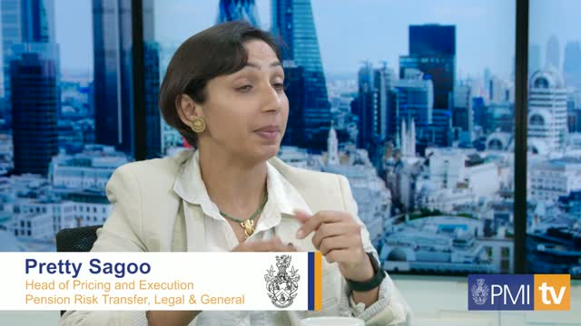 PMI TV: The role of investments in buy-in and buyout pricing