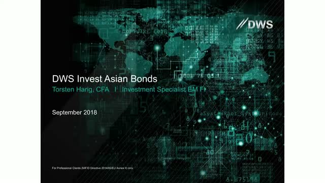 Asian Bonds – Daring to be different