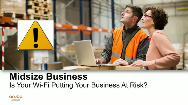 Is Your Wi-Fi Network Putting Your Business at Risk?