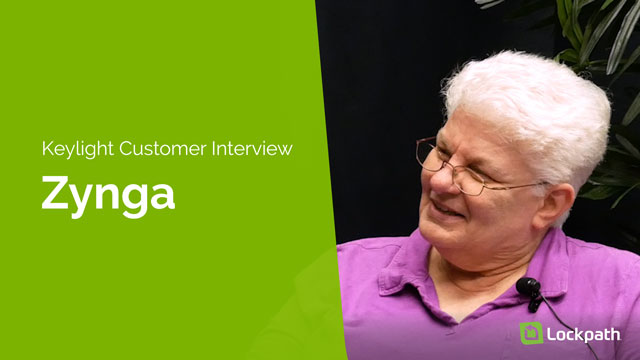 Customer Interview - Zynga - Risk Culture