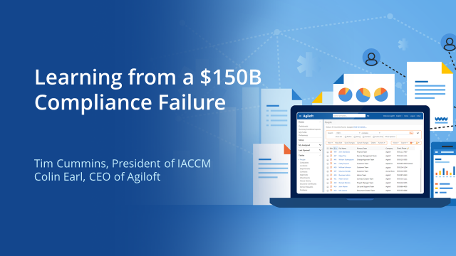Webinar: Learning from a $150B Compliance Failure