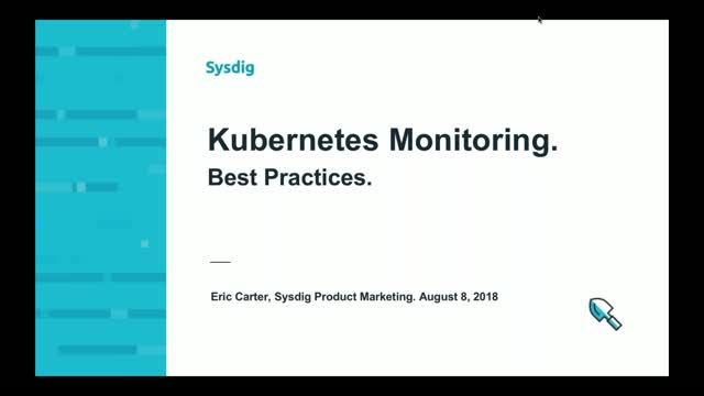 Kubernetes Monitoring: Best Practices