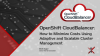 OCB - How to Minimize Costs Using Adaptive and Scalable Cluster Management