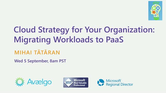Cloud Strategy for Your Organization: Migrating Workloads to PaaS