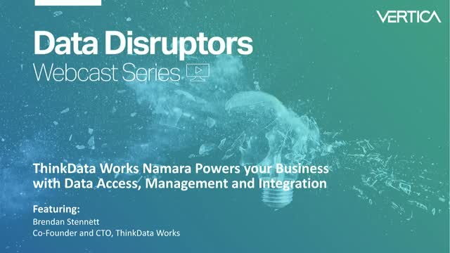 Namara powers your business with data access, management and integration