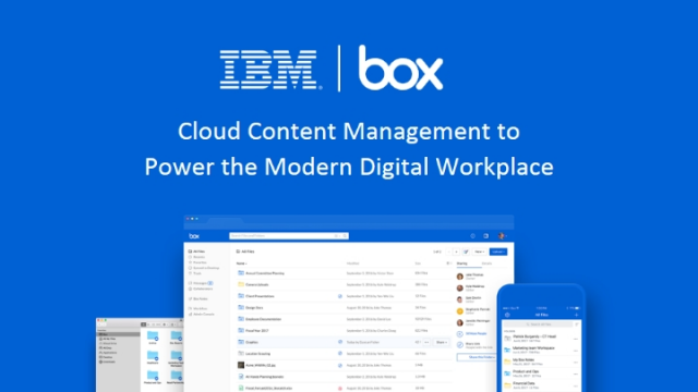 Cloud Content Management to power the modern digital workplace