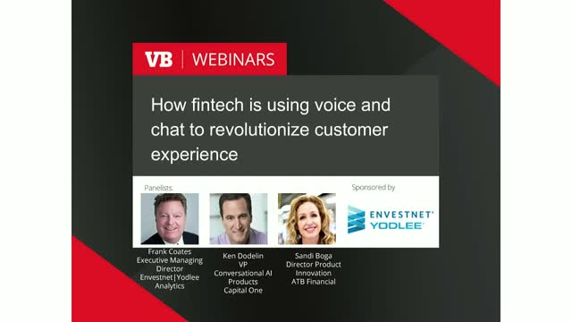 How fintech is using voice and chat to revolutionize customer experience