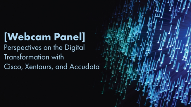 [Webcam Panel] Perspectives on the Digital Transformation