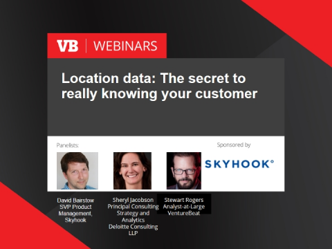 Location data: The secret to really knowing your customer