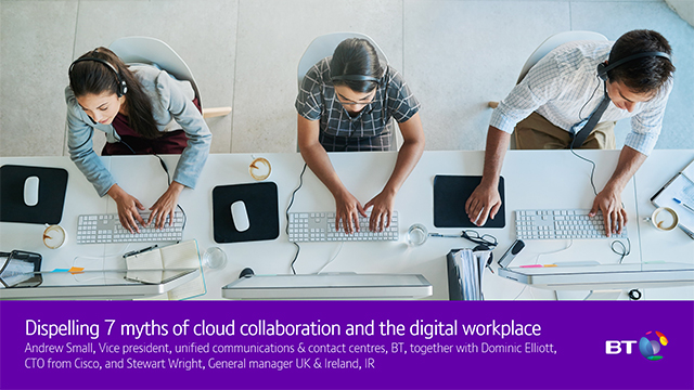 Dispelling 7 common myths of cloud collaboration and the digital workplace