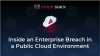 Inside an Enterprise Breach in a Public Cloud Environment
