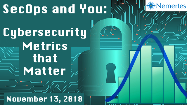 SecOps and You: Cybersecurity Metrics that Matter