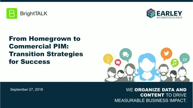 From Homegrown to Commercial PIM: Transition Strategies for Success