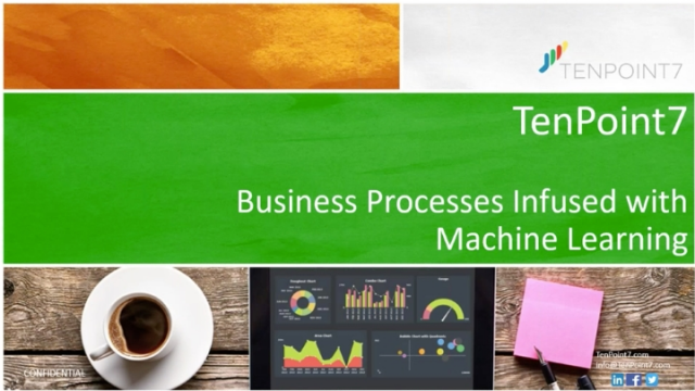 Infuse Your Business Processes With Machine Learning