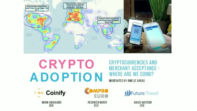 Crypto Adoption:  Cryptocurrencies and Merchant Acceptance- Where are we going?