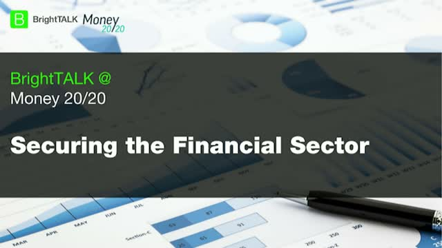 Securing the Financial Sector