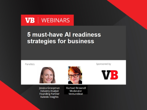 5 must-have AI readiness strategies for business
