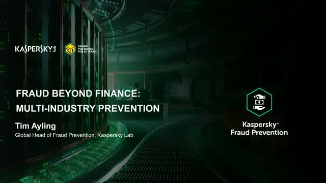 Fraud beyond finance: multi-industrial approach to prevention