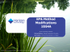 EPA Method Modifications 1664A