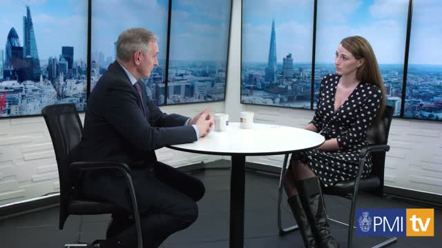 PMI TV: The state of professionalism in the UK