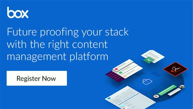 Futureproof Your Tech Stack with Box