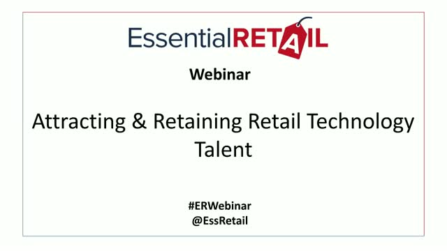 Attracting & Retaining Retail Technology Talent