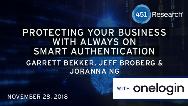 Protecting Your Business with Always On Smart Authentication