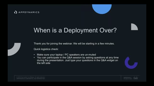 When is a Deployment Actually Over?