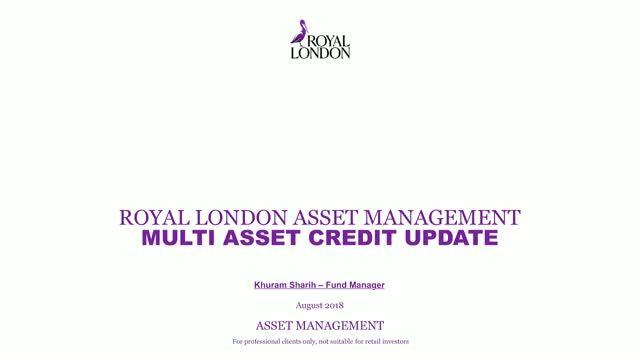 Multi Asset Credit update
