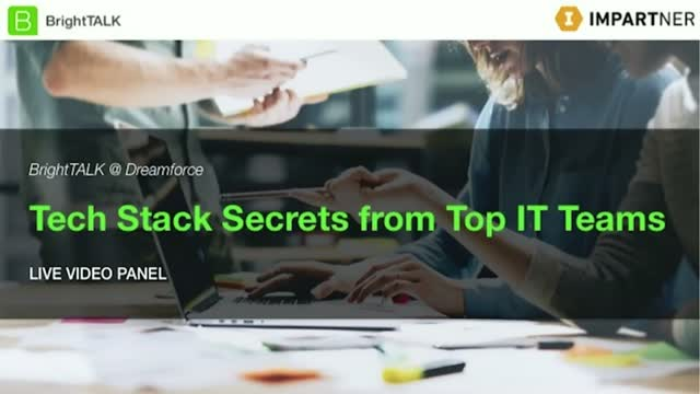 [Live Panel] Tech Stack Secrets from Top IT Teams