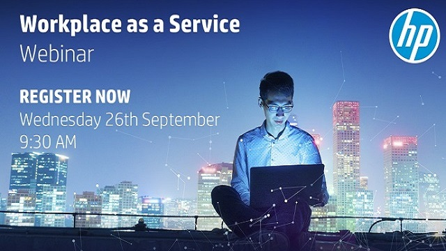HP Workplace as a Service