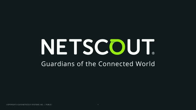 Future Smarter with NETSCOUT – Migrate to the Hybrid Cloud with Confidence.