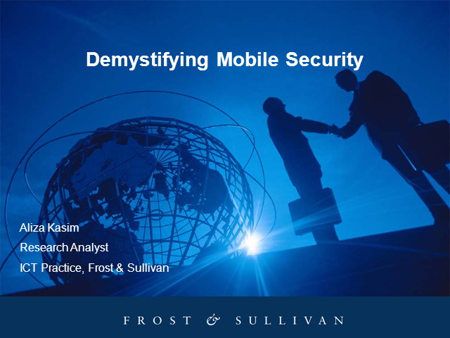 Demystifying Mobile Security